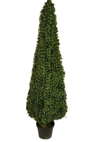 Artificial Pyramid Boxwood 1.2m -4ft