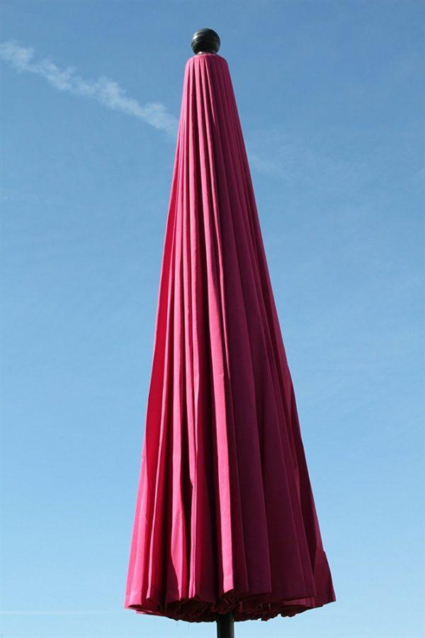 2.7M Wide Shanghai Parasol in Pink