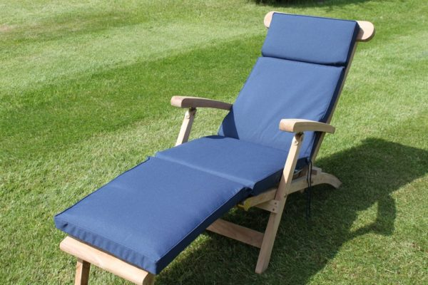 Cushion for Garden Steamer Chair - Available in 6 colours