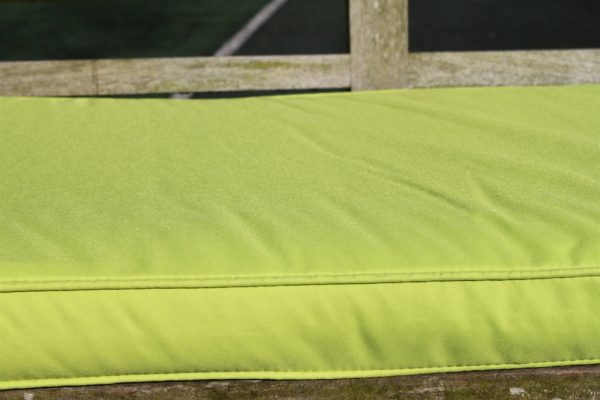 Cushion for 3 Seater Bench - Available in 6 colours