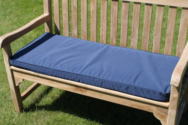 Cushion for 2 Seater Bench - Available in 6 colours