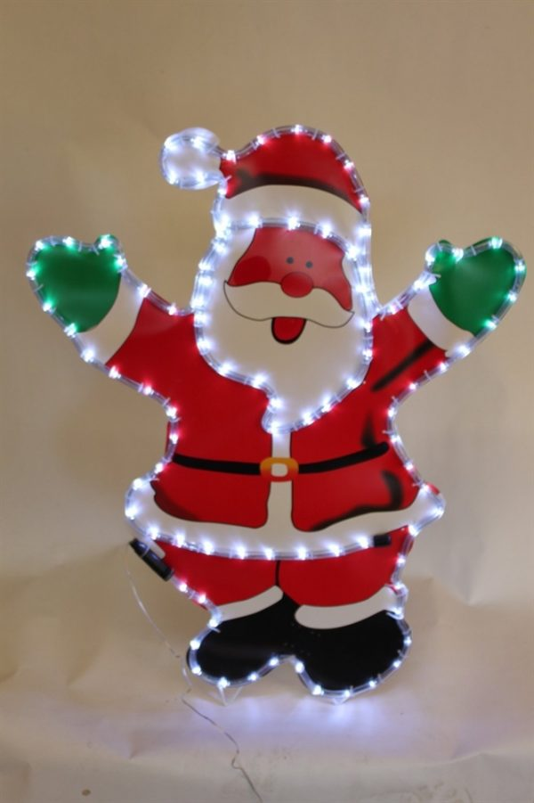 Father Christmas Rope Light