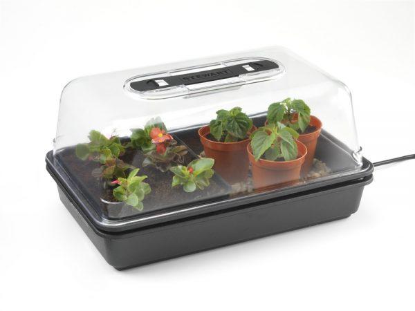 Stewart Plastic Garden 38cm Essentials Electric Propagator