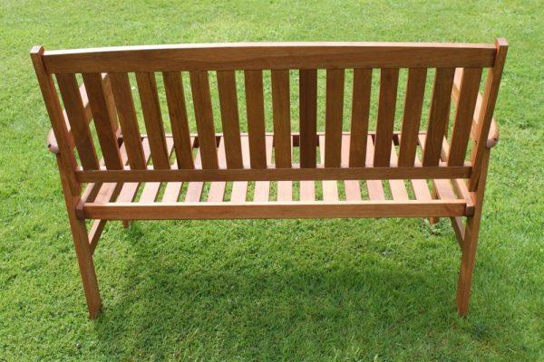 Tropicana Hardwood 2 Seater Garden Bench