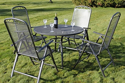 Oxford 4 Seater Garden Dining Set