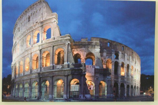 Roman Coliseum Print LED HD1102