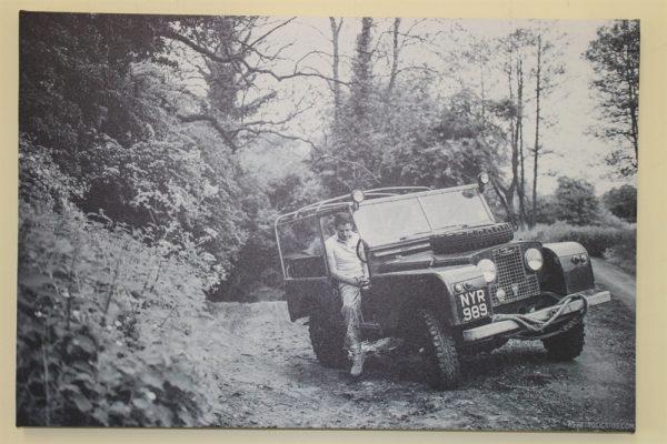 Series 1 Land Rover Circa 1955