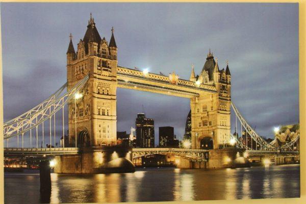 London Bridge Print LED HD1196