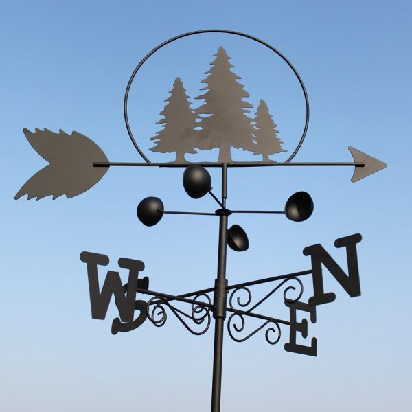 Trees Weathervane