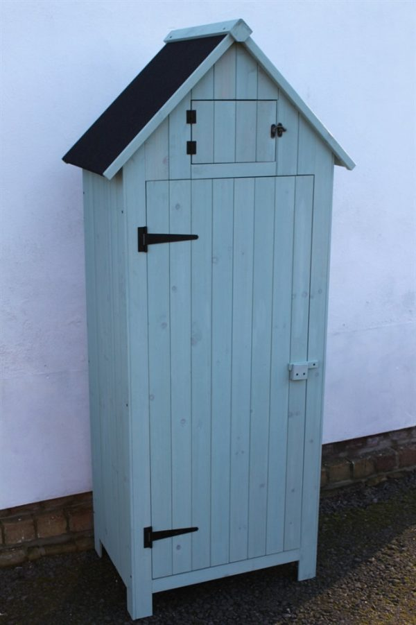 Wooden Tool Shed Blue/Green-WS-770Green