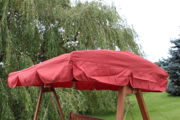 Spare Canopy for a 2 Seater Garden Swing Seat or Hammock