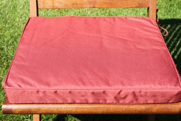 Seat Pad for Folding Garden Chair - Available in 6 colours