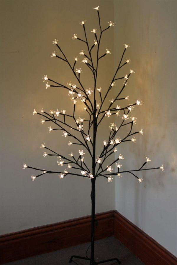 Tree 1.2M Tall-RW2010WW -100 WW Lights