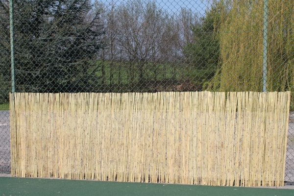 Bamboo Fencing Rolls 1.2M Tall and 3.8M Long