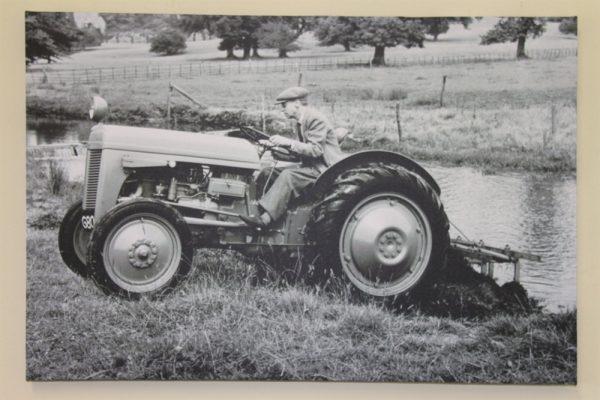 Ferguson TE20 Tractor Driven by Harry Ferguson