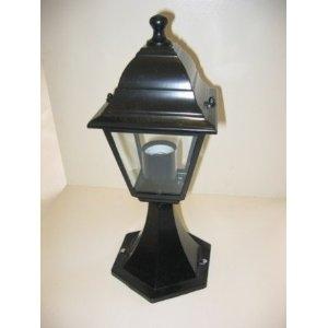 Victorian Style Post Top Garden Lantern