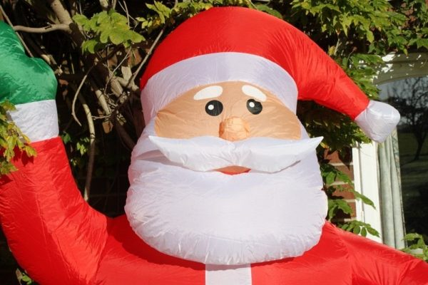 Inflatable Father Christmas Santa 1.8M Tall