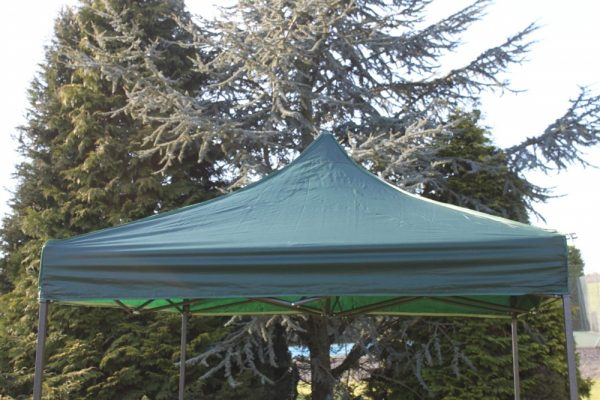 Quick Up Garden Gazebo 2.5M Square- Green