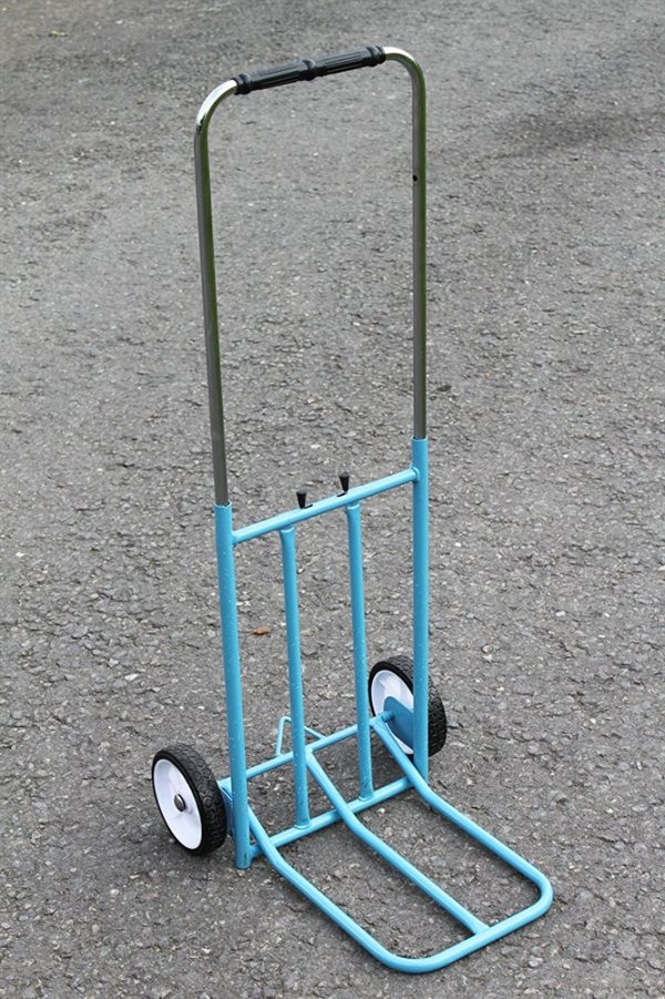 Compact Fold Up Trolley -Sack Truck - Suitable for loads up to 100KG's