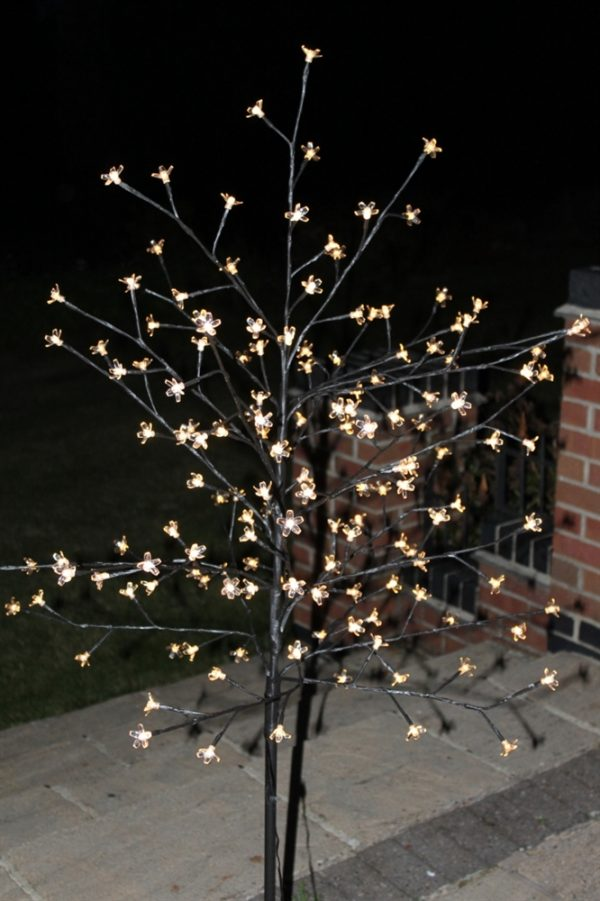 Tree 1.5M Tall-RW2011W-150 White Lights